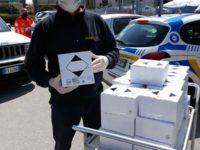 La raccolta fondi di Cono Morello raggiunge il traguardo. 120mila euro di materiale per l'ospedale di Polla