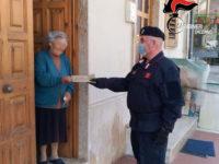 Accordo anti-Covid tra Poste e Arma. Carabinieri di Auletta consegnano a domicilio la pensione ad un'anziana