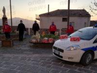 Covid-19. L'associazione cinofila Team Monte Pruno consegna uova e colombe pasquali alle famiglie di Roscigno