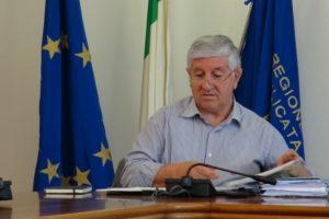 Cupparo, assessore della Basilicata, nominato coordinatore Commissione Sport e vicario Sviluppo Economico
