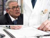 """Covid-19. Denuncia del prof. Cancro di Atena Lucana:""""Mio figlio, medico in Lombardia senza tute e protezioni"""""""