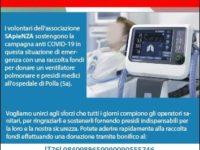 Coronavirus. L'associazione SApieNZA organizza una raccolta fondi per l'ospedale di Polla