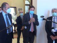 """Emergenza Covid-19,il Viceministro alla Salute in Basilicata. """"Difficile dire quando usciremo dall'emergenza"""""""