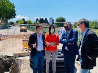Nuova scoperta archeologica a Paestum. Emergono resti della Porta Aurea durante alcuni lavori pubblici