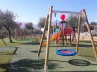 """Sala Consilina: riapre """"Dino Park"""", il parco giochi per bambini realizzato dalla DFL Lamura"""