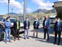 """In Val d'Agri i tamponi di screening """"Drive In"""". L'Hub Covid resterà operativo fino a dicembre"""
