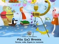 """Al via ad Atena Lucana il Premio """"Fila(la)Strocca-Parole, note, figure in racconto"""" dedicato a Gianni Rodari"""
