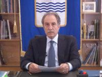"""Covid-19, il Presidente della Regione Basilicata:""""E' mio interesse aprire tutto, ma sulla salute non arretro"""""""
