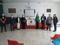 "Sala Consilina: i Lions donano termoscanner e mascherine all'Istituto ""Marco Tullio Cicerone"""