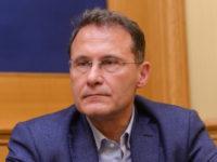 Edmondo Cirielli, questore della Camera dei Deputati, nuovamente positivo al Coronavirus