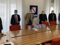Covid-19 in Campania. Consegnate 12mila mascherine agli operatori del trasporto pubblico
