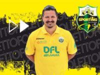 Sporting Sala Consilina. La società sceglie la continuità sulla panchina e conferma Darci Foletto