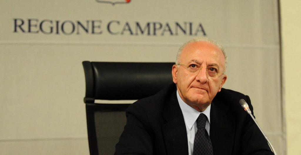 """Raddoppiate le pensioni al minimo in Campania. De Luca:""""Giornata storica,  fatti non parole"""" - Ondanews.it"""