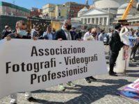 "Fase 2 in Campania. Cirielli a De Luca:""Nessuna discriminazione, aiuti i fotografi professionisti"""