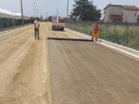 Messa in sicurezza strade provinciali.Ripresi lavori della viabilità a servizio dell'aeroporto Costa d'Amalfi