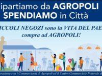 """Ripresa delle attività. Al via la campagna """"Ripartiamo da noi, spendiamo ad Agropoli"""""""