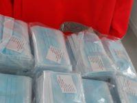 Sassano: domani distribuzione gratuita di mascherine da parte della locale associazione ANPAS
