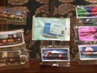 Covid-19. A Montesano prende il via la Fase 2 con la consegna delle mascherine donate dal Comune ai bambini