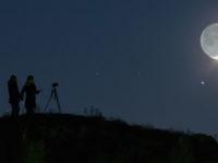 Raro evento astronomico nel cielo di fine maggio. Questa sera Mercurio sarà visibile ad occhio nudo