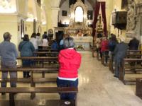 A Caggiano, dopo il lockdown, riprendono le celebrazioni liturgiche nel ricordo di don Alessandro Brignone