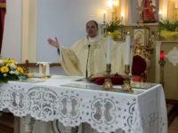 A Montesano Scalo, dopo il lockdown, la Santa Messa riparte con i giovani insieme al Vescovo De Luca