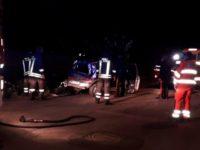 Tragico incidente stradale tra Bellizzi e Montecorvino Rovella. Un morto e tre feriti