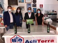 Al via la campagna solidale Acli Terra per donare olio alle fasce più esposte della provincia di Salerno