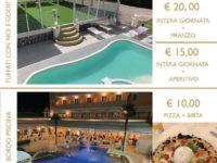 ESTATE 2020 – Tuffati in piscina e scopri tutte le offerte del Grand Hotel Osman di Atena Lucana