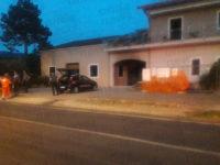 Incendio in un'abitazione a Silla di Sassano. Coppia di anziani trasportata in ospedale