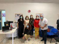 Il Rotaract Club Sala Consilina-Vallo di Diano dona attrezzature informatiche al Centro Antiviolenza Aretusa