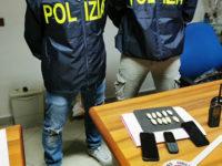 Ingerisce 10 ovuli di eroina, la Polizia arresta 33enne nigeriano a Montecorvino Pugliano