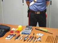 Scoperto in casa nel Salernitano con armi e munizioni illegali. Denunciato 19enne