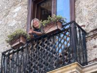 """La conduttrice Rai Donatella Bianchi ospite a Padula nell'elegante cornice del """"Villa Cosilinum"""""""