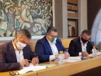 Agropoli, Capaccio Paestum e Castellabate uniti per la promozione territoriale.Firmato il protocollo d'intesa