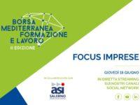 BMFL 2020.Domani focus sull'autoimprenditorialità dedicato a giovani, donne e persone in cerca di occupazione