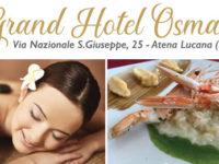 Atena Lucana: relax e buon gusto con l'imperdibile offerta SPA del Grand Hotel Osman