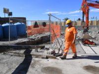 Al via da domani a Salerno i lavori di depurazione dai reflui urbani in via Ligea e via Porto