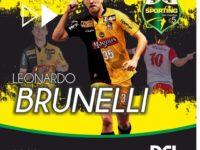 Calcio a 5. Colpo di mercato per lo Sporting Sala Consilina, arriva il talentuoso pivot Leonardo Brunelli