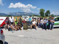 """Sala Consilina:successo per l'iniziativa """"Puliamo la nostra terra"""". Volontari a caccia di rifiuti abbandonati"""