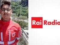 """""""Quei bravi ragazzi"""". Su Radio 2 protagonista la CRI del Comitato Melandro con Aristide Gagliardino"""
