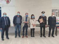 """Teggiano: il """"Pomponio Leto"""" ringrazia Istituzioni e Forze dell'Ordine per l'aiuto alla comunità nel lockdown"""