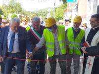 A Sicignano l'inaugurazione che dà il via ufficiale ai lavori di ristrutturazione della stazione ferroviaria