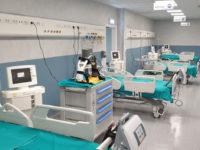 Approvato in Campania il Piano di potenziamento delle Terapie Intensive. Programmati oltre 800 posti letto