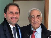 """""""Ciao mentore, ciao Sindaco!"""". L'ultimo saluto del sindaco di Marsicovetere Marco Zipparri a Rocco Giuliano"""