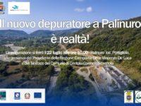 Il 22 luglio Vincenzo De Luca fa tappa a Palinuro per l'inaugurazione del nuovo depuratore