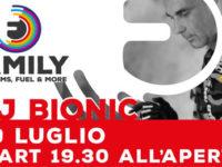 Polla: il 29 luglio il Dj Bionic ospite del Family per stabilire un nuovo Guinness World Record