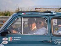 Da Potenza a Maranello in Fiat 500 in memoria di Enzo Ferrari. L'avventura di 4 appassionati lucani