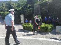 A Sanza una sobria cerimonia per commemorare la caduta di Carlo Pisacane a 163 anni dalla morte