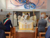 """Potenza: al Comando Legione Carabinieri Basilicata la consacrazione della Cappella alla """"Virgo  Fidelis"""""""
