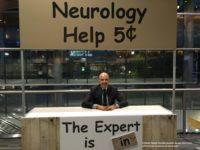 Ospedale Potenza. Il dott. Paciello,primario di Neurologia,autore di uno studio internazionale sull'epilessia